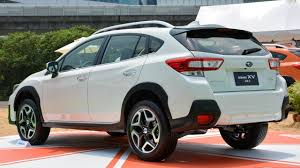 subaru crosstrek 2017 2017 subaru xv all new subaru xv 2017 interior youtube