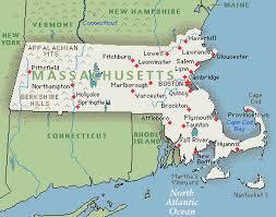 map of massachusetts counties massachusetts counties map massachusetts mappery
