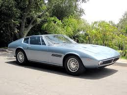 1969 Maserati Ghibli 4 7 Pure Elegance
