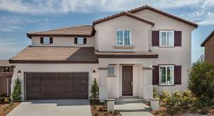 Inland Homes Floor Plans Harvest Villages New Home Community Jurupa Valley Inland