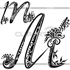 abc letters serie of high quality graphics cliparto