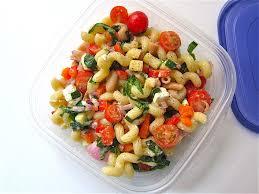 pasta salda quick multi color mediterranean vegetable pasta salad