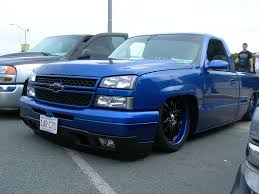 slammed s10 lowered on 22s performancetrucks net forums