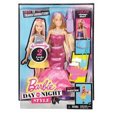 barbie night style doll 20 00 hamleys barbie