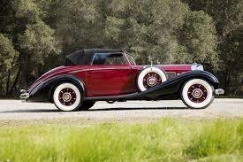 mercedes benz 540k roadster von lancefield 169317 u00271938