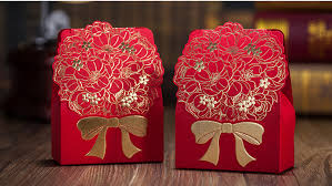 wedding gift bags flower wedding gift bag box decoration floral lover party