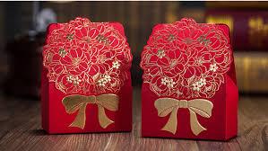 wedding gift bag aliexpress buy flower wedding gift bag box decoration