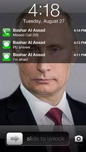 Obama Phone Meme - screenshot of putin s phone taking back america