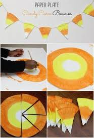 Halloween Decorations For Preschoolers - 13 easy halloween crafts for toddlers candy corn collage and craft