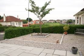 Low Maintenance Front Garden Ideas Low Maintenance Front Garden By Landscaping Scotland 640x425 In