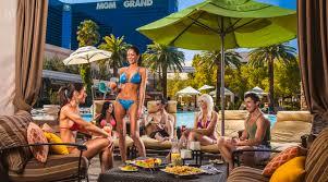 Mgm Grand Las Vegas Map by Las Vegas Cabanas Mgm Resorts International