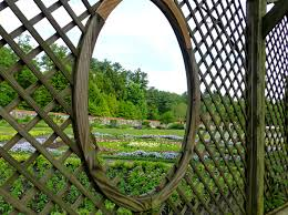 What Is A Walled Garden On The Internet by Late Afternoon In May At The Biltmore Estate Gardens