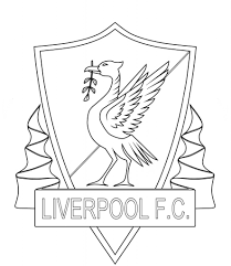 printable liverpool fc coloring pages printable liverpool fc