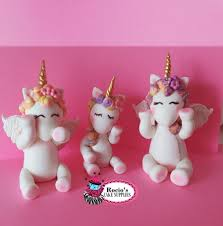 unicorn cake topper rainbow unicorn cake topper cakecentral