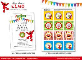 printable elmo bday invitation u2013 orderecigsjuice