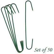 50 2 5 inch green ornament hooks bronner s