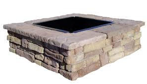 Firepit Insert Amused Square Pit Insert 13 By Home Plan With Square Pit