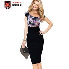online get cheap cocktail pencil dress aliexpress com alibaba group