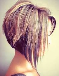 graduated bob for fine hair short inverted bob for thin hair best short hair styles