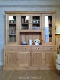 solid pine and oak welsh dresser farmhouse furnishings