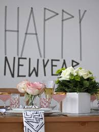 cool home new year eve design ideas present adorable flowers