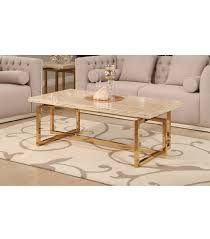 accent tables archer stainless steel coffee table