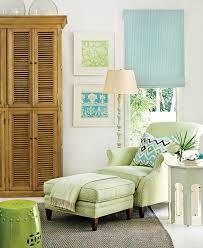blue and green home decor house tour coastal florida home hometalk