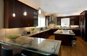 kitchen countertop ideas simple ideas to change your kitchen with glass