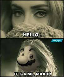 Hello Meme Funny - 19 funny mario memes quoteshumor com