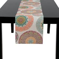 Bedroom Furniture Runners Better Homes And Gardens Lace Medallion Table Runner Walmart Com