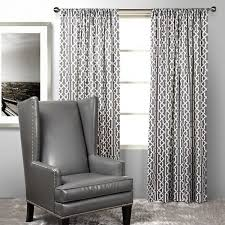 White And Grey Curtains Gray Bedroom Curtains Designs Mellanie Design