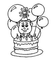 happy birthday color pages activity shelter coloring pages for