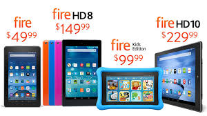 kindle fire hd 7 amazon black friday amazon refreshes their line of fire tablets with new hardware and