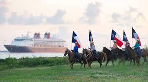 California Flag Horse Disney Cruise Line Returning To New York California And Texas In