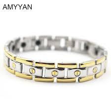 aliexpress buy new arrival men jewelry gold silver aliexpress buy new arrival 316l stainless steel bracelet