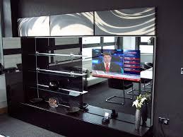 mirror tv overlay kit