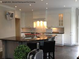 Professionally Painted Kitchen Cabinets Professional Kitchen Cabinet Painters Rigoro Us