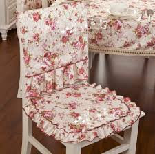 dining table cloth rustic chair pad back cover cushion covers