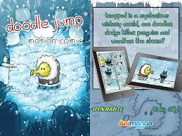doodle jump free no doodle jump motion comics android apps on play