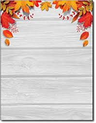 masterpiece fall leaves letterhead 8 5 x 11 100