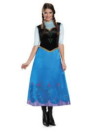 Tween Girls Mario Costume Frozen Traveling Anna Deluxe Costume Jpg