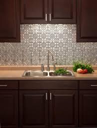Wallpaper Backsplash Idea For A Kitchen  InteriorExterior Homie - Wallpaper backsplash kitchen