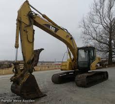 2006 caterpillar 320c lu excavator item da0550 sold mar