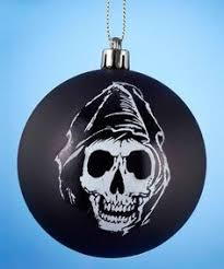 sons of anarchy grim reaper shatter proof ornament kurt s adler