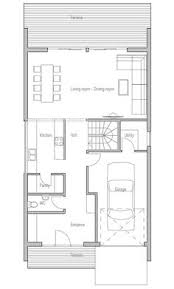 Narrow Modern House Plans Kfar Shmaryahu House Pitsou Kedem Architects Barn House Plans