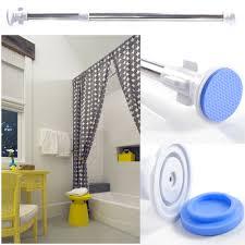 Bath Shower Curtain Rail Popular Curtain Pole Extendable Buy Cheap Curtain Pole Extendable