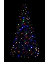 artificial christmas trees multi colored lights deal alert 5 ft indoor outdoor pre lit led artificial christmas