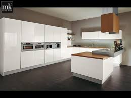 Kitchen Cabinets  Stunning Modern Kitchen Designs That Will - Modern kitchen white cabinets