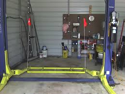 Backyard Buddy Lift Reviews Anyone Used Garage Car Lifts For Parking 2 Cars Page 3
