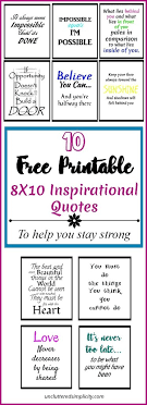 printable quotes quotes 10 free printable inspirational quotes that will help you to stay strong